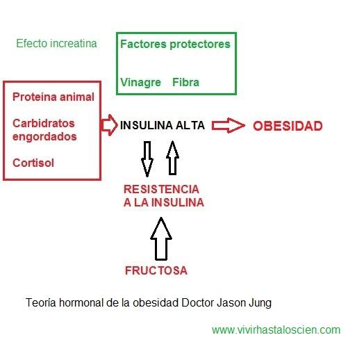 Resistencia ala insulina y perdida de peso